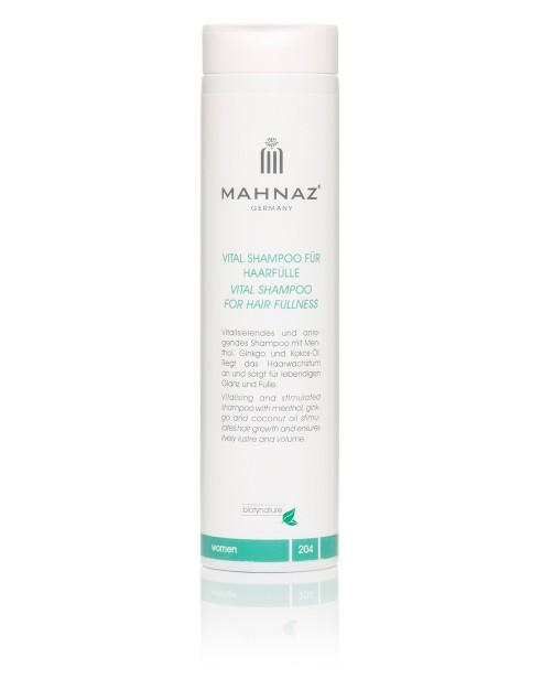 Vital Shampoo für Haarfülle